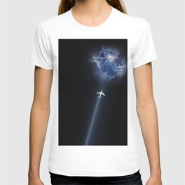 fly to nowhere T-shirt