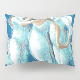 Botticelli Pop Remix 2 Pillow Sham