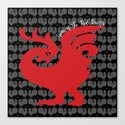 Year of the Red Rooster by mariabiro
