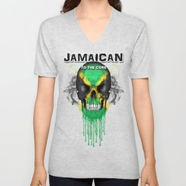 To The Core Collection: Jamaica Unisex V-Neck