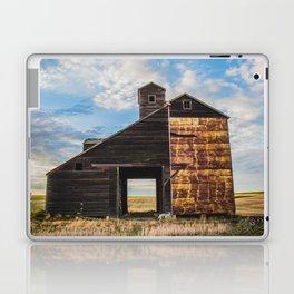 Grain Elevator and Koda Laptop & iPad Skin