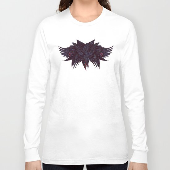 Crowberus Long Sleeve T-shirt