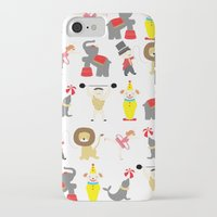 circus iPhone & iPod Cases featuring Circus by Lydia Meiying
