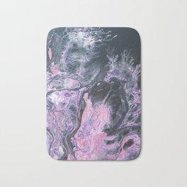 Purple Burst Bath Mat