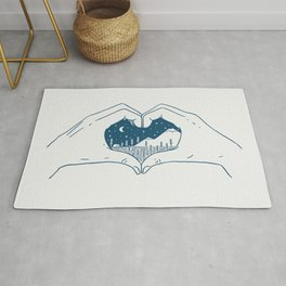 Love Nature Rug