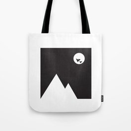 ABSTRACT_02_ THE NIGHT Tote Bag