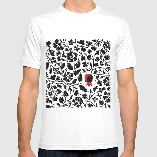 Little Red forest T-shirt
