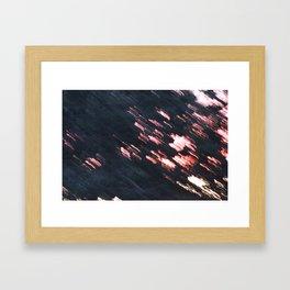 Sunset Madness 2 Framed Art Print
