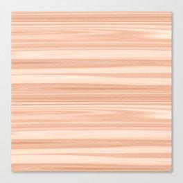 Cedar Wood Texture Canvas Print