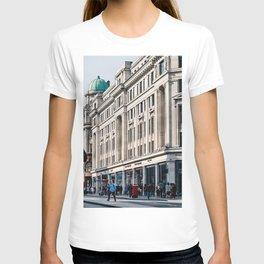 Regent street in London T-shirt