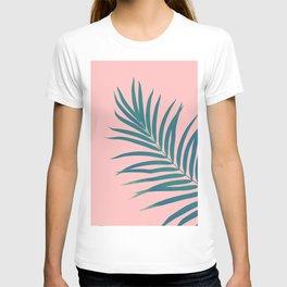 Tropical Palm Leaf #3 #botanical #decor #art #society6 T-shirt