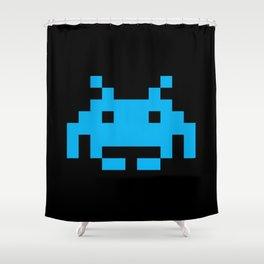 Invader Shower Curtain
