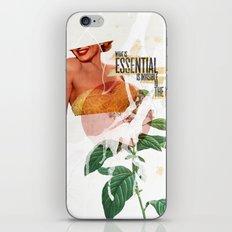 Invisible Essentials iPhone & iPod Skin