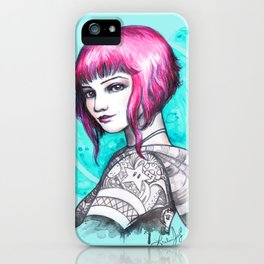 Ramona Flowers iPhone Case