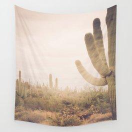 Saguaro Sunrise Wall Tapestry