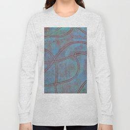 Abstract No. 510 Long Sleeve T-shirt