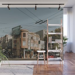 North Beach - San Francisco, California Wall Mural