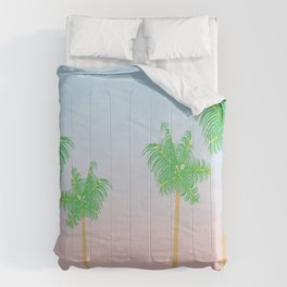West Coast Dreaming Comforters
