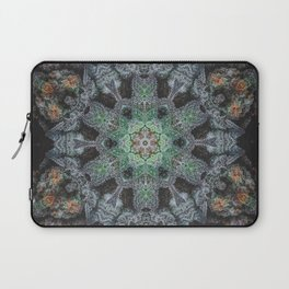 Super Purple Star Laptop Sleeve
