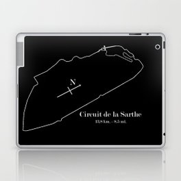 RennSport Shrine Series: la Sarthe Edition Laptop & iPad Skin