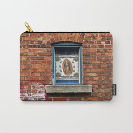 Our Lady of the Window Carry-All Pouch