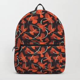 Cardinals with Ribbon Backpack