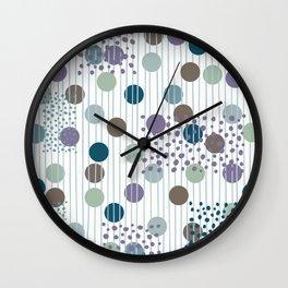 Tebi Wall Clock