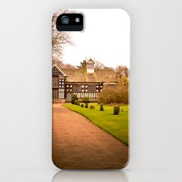 Country Home Goals iPhone Case