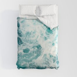 Ocean Sea Waves Comforters
