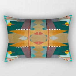 BILDUNGSROMAN Rectangular Pillow