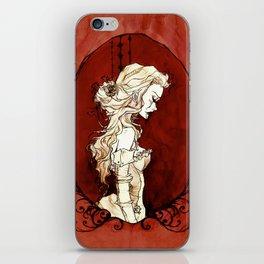 Lavinia Cameo iPhone Skin