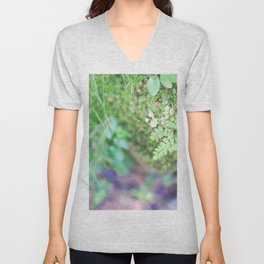 Life in the Undergrowth 02 Unisex V-Neck