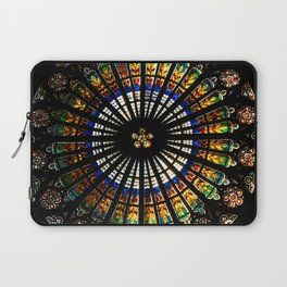 Stained Glass Window Laptop Sleeve