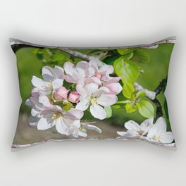 APPLE BLOSSOM Rectangular Pillow