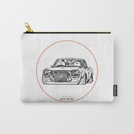 Crazy Car Art 0002 Carry-All Pouch