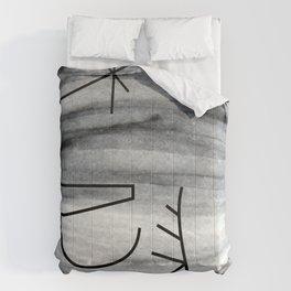 I Make My Own Volcanoes Comforters
