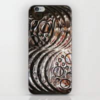 glass iPhone & iPod Skins featuring Glass by KunstFabrik_StaticMovement Manu Jobst