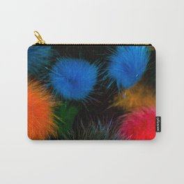 Fluffy Colours! Carry-All Pouch