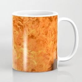 fire wall Coffee Mug