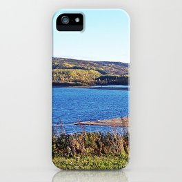Riviere Madelaine Sandbar iPhone Case