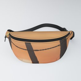 Sunset at Sea Fanny Pack