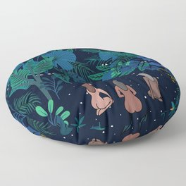 mystery Floor Pillow