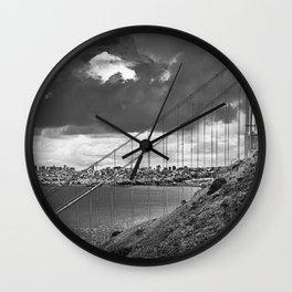 Golden Gate Bridge #1 Wall Clock