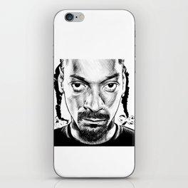 Hip hop - snoop Dogg iPhone Skin