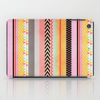tape iPad Cases featuring Washi Tape by Louise Machado