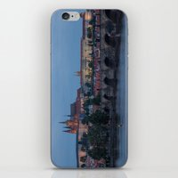 prague iPhone & iPod Skins featuring Prague 4 by Johannes Valkama