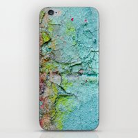 atlas iPhone & iPod Skins featuring Atlas by Angela Fanton