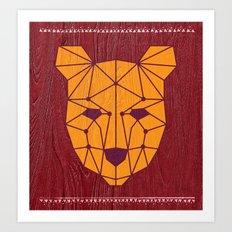 Totem Festival 2015 Art Print