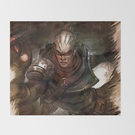 League of Legends LUCIAN Throw Blanket