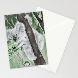 Kevin the Koala Stationery Cards